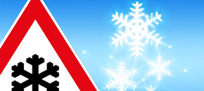 Snowy and inclement Weather Warnings