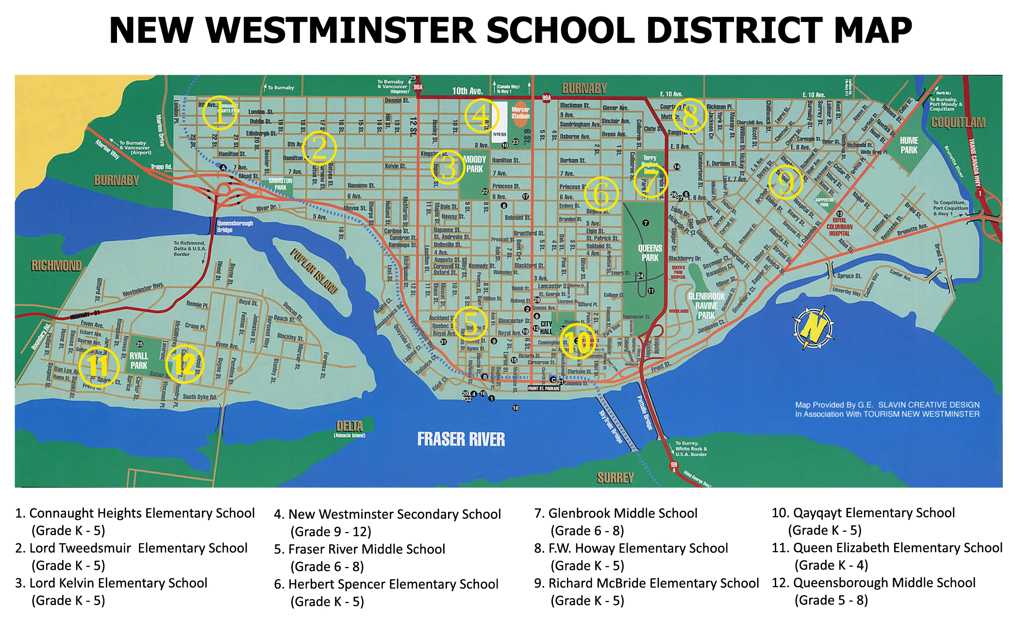 Innovative Elementary Classrooms ~ New westminster school district