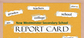 NWSS Report Card Distribution