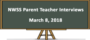 NWSS Parent Teacher Interviews