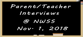 NWSS Parent/Teacher Interviews