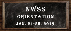 January 2019 NWSS Orientation Schedule