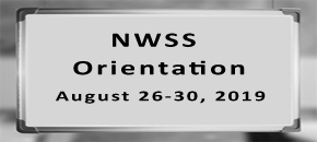 September 2019 NWSS Orientation Schedule