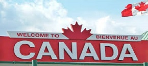 Welcome to Canada and New Westminster!